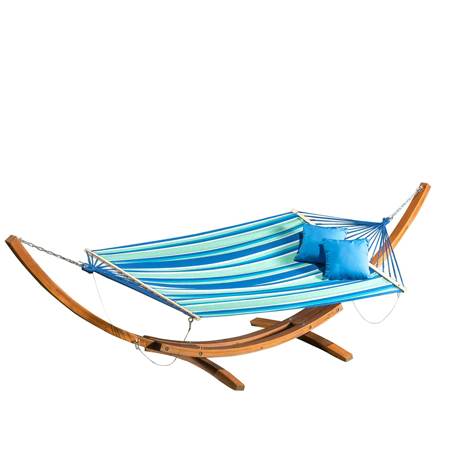 Awesome Outdoor Hammocks Chair Hanging Bed Swing With Stand For Short Links Chair Design For Home Short Linksinfo