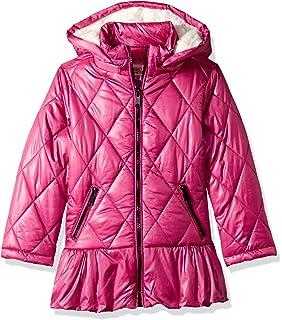 9d92b58742ef Amazon.com  Urban Republic Girls  Toddler Long Puffer Jacket ...