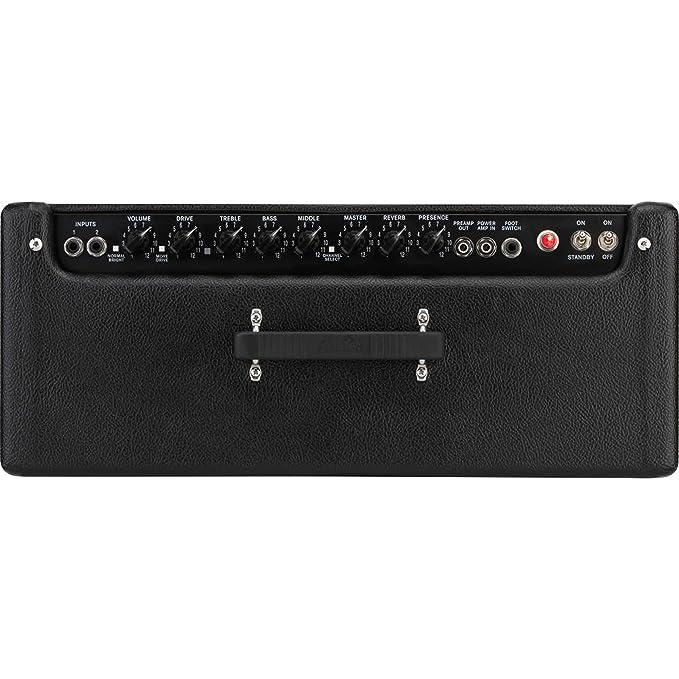 Amplificador guitarra Fender Hot Rod Deluxe III 40 W: Amazon.es: Instrumentos musicales