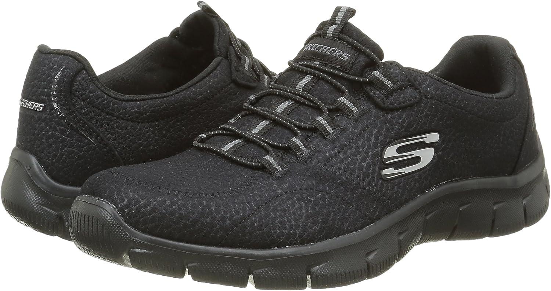 Skechers Empire-Take Charge, Zapatillas para Mujer: Amazon.es: Zapatos y complementos