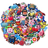 halloween treats treasure box toys cute decoration for shoes 15pcs Cartoon Shoe Charms for Clog shoes /& Party Birthday Gifts