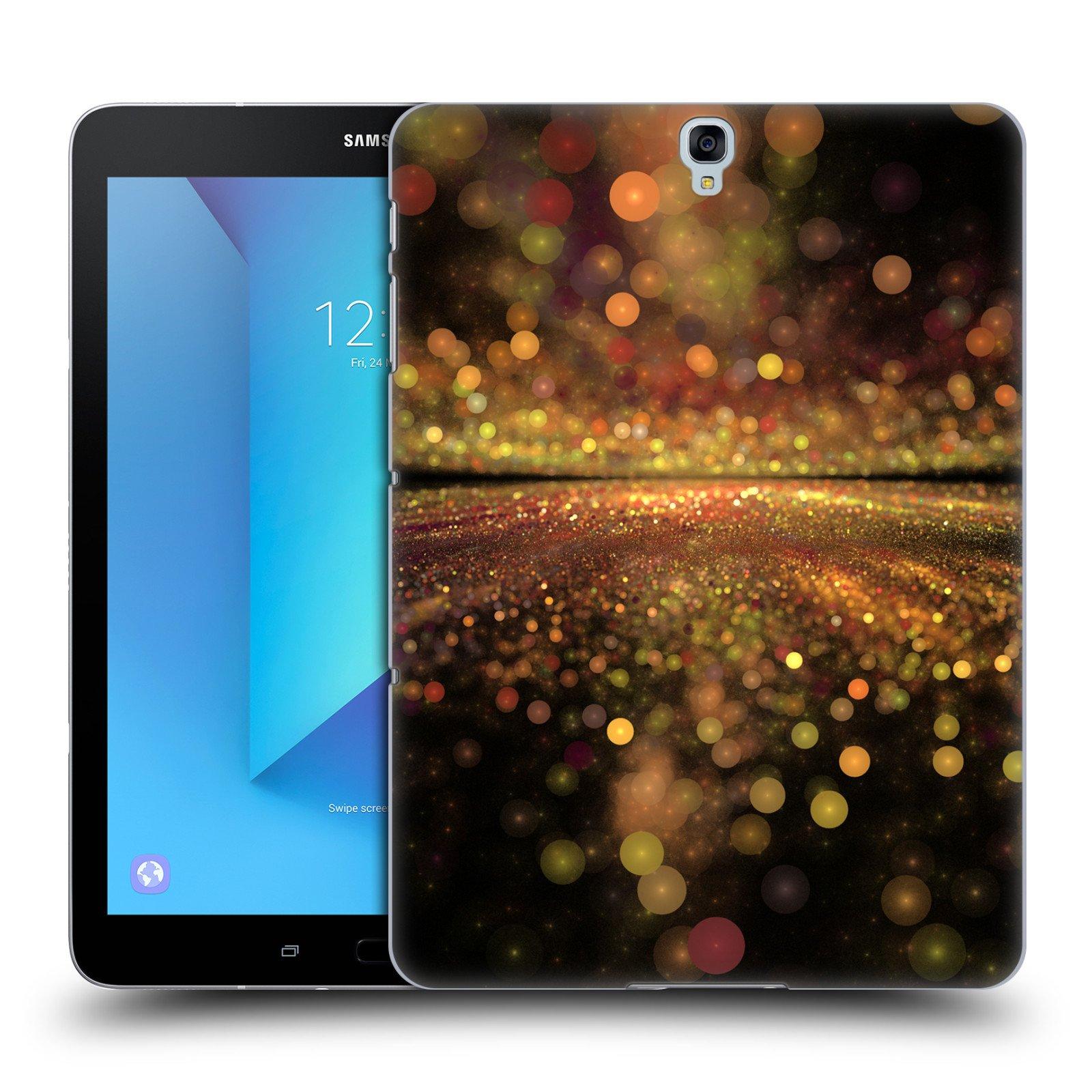 Official Andi GreyScale Solar Glitz Solar Bokeh Hard Back Case for Samsung Galaxy Tab S3 9.7