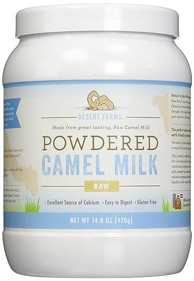 Desert Farms Camel Milk Powder