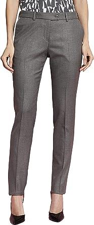 Simon Jersey Pantalon Slim Femme - Pantalon
