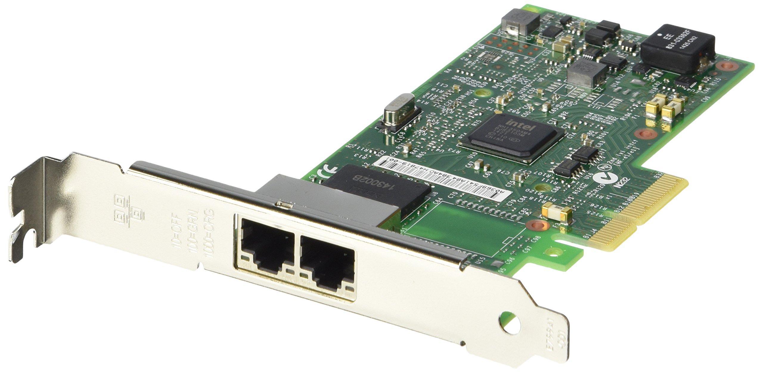 Intel Corp I350T2V2 Retail Unit NIC I350V2 T2