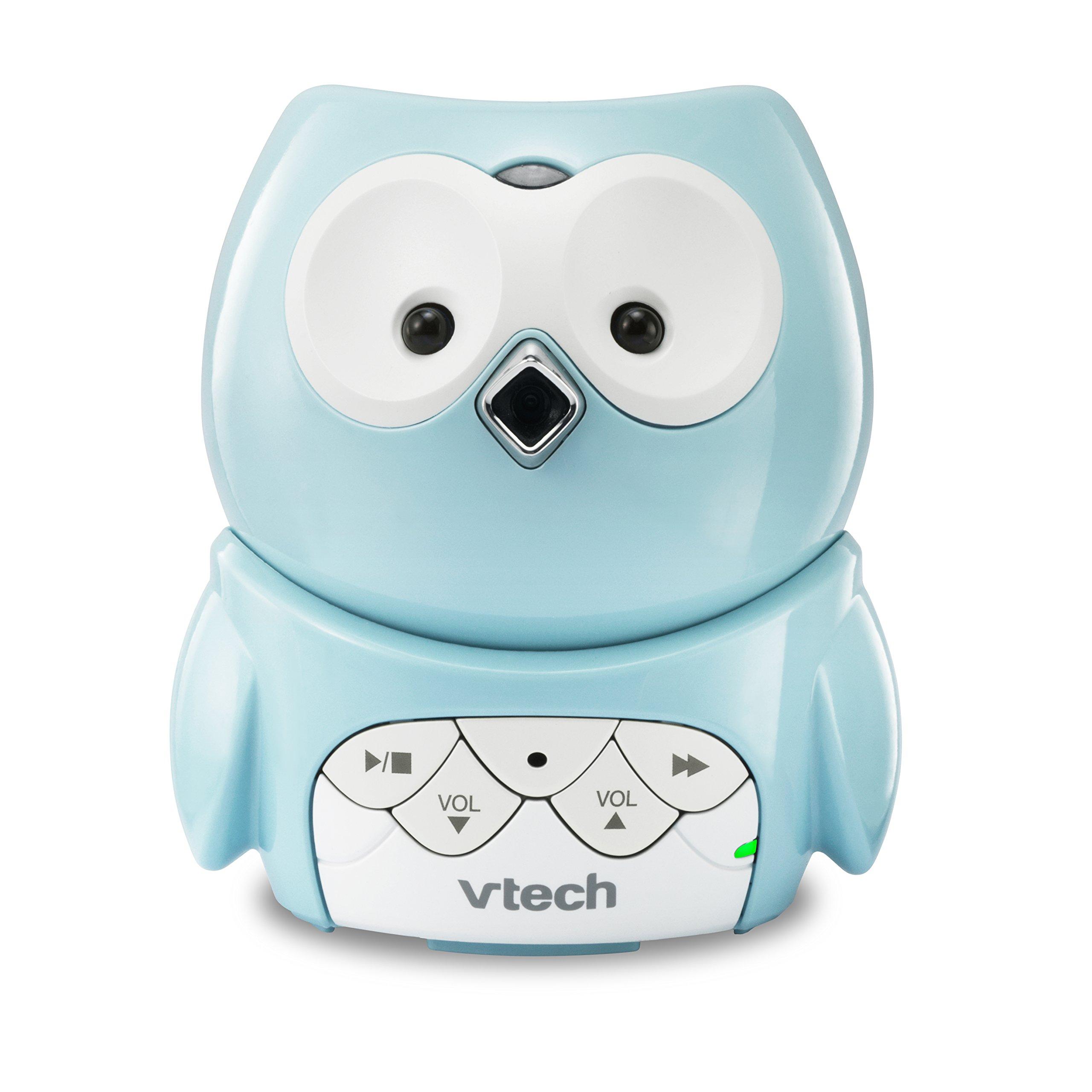 VTech VM315-15 Blue Owl Accessory Video Camera Only for VTech VM345 Series Baby Monitors