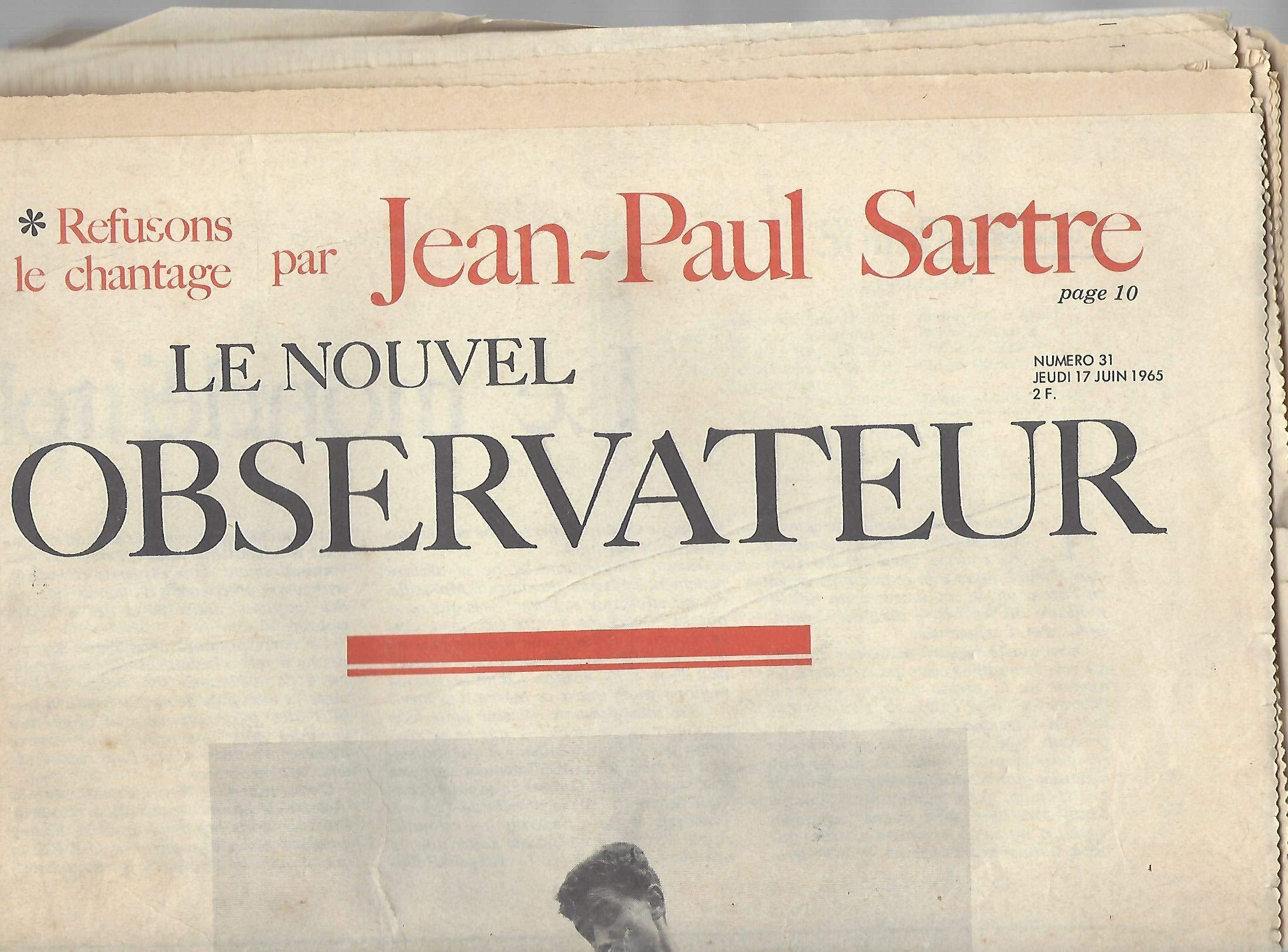 Le Nouvel Observateur Journal