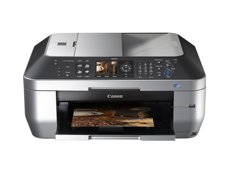 Color printing bu - Amazon Com Canon Pixma Mx870 Wireless Office All In One Printer 4206b002 Inkjet Multifunction Office Machines Electronics