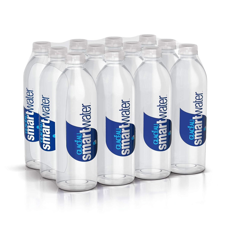 Glaceau Smartwater Agua destilada 12 x 600 ml: Amazon.es: Alimentación y bebidas