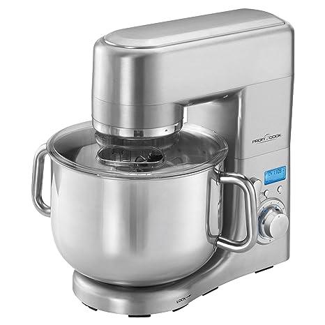 Profi cook di KM 1096 Robot da Cucina Multi, 10 L, 1500 W, Acciaio ...
