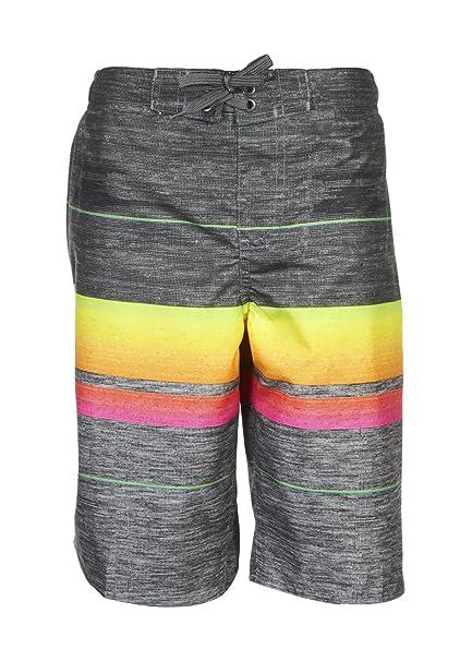 Amazon.com: LAGUNA - Bañador de rayas para niños, 8: Clothing