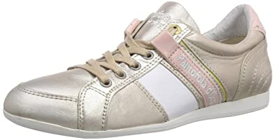 Pantofola d'Oro Damen Liv Donne Low Sneaker, Weiß (Bright White), 40 EU