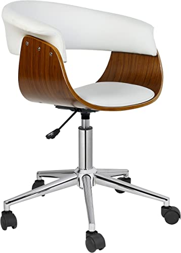 Porthos Home Liam Office Chair, White