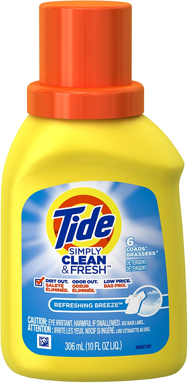 Tide Simply Clean and Fresh Color Hair Remover