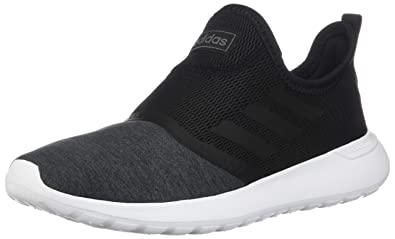 purchase cheap 7d66a c0ef4 adidas Lite Racer Slipon Shoe Womens Running 6 Core Black-Grey Core  BlackGrey