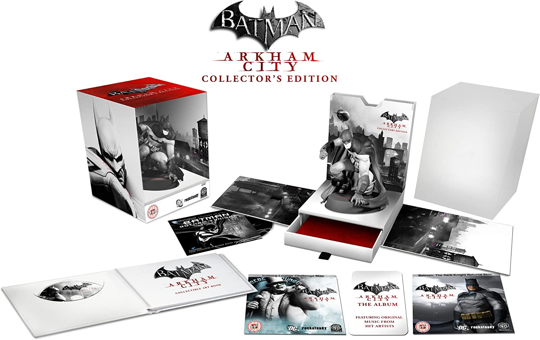 Import Anglais]Batman Arkham City Collectors Edition Game PS3: Amazon.es: Videojuegos