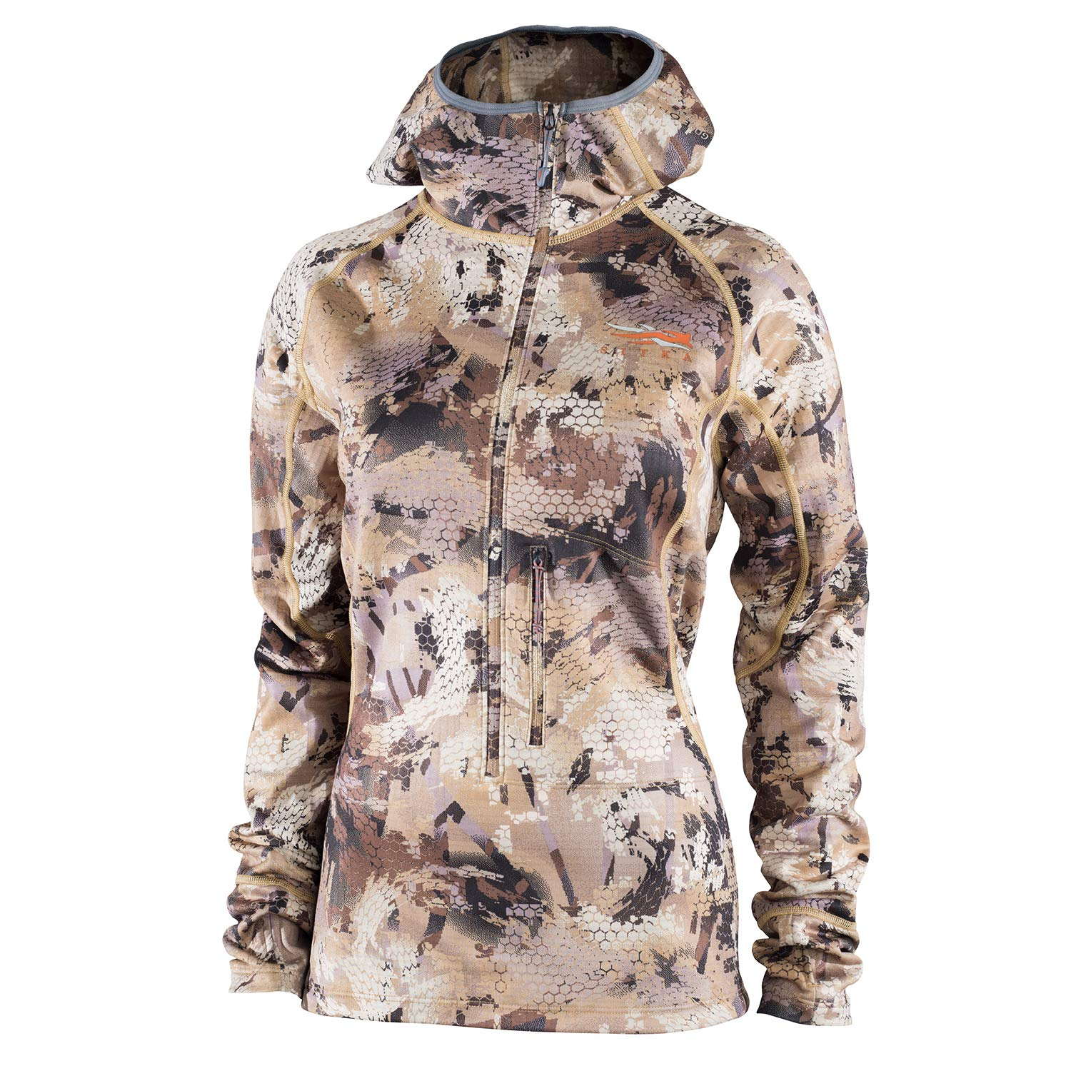 Women's Cadence Hoody Optifade Waterfowl Small by SITKA