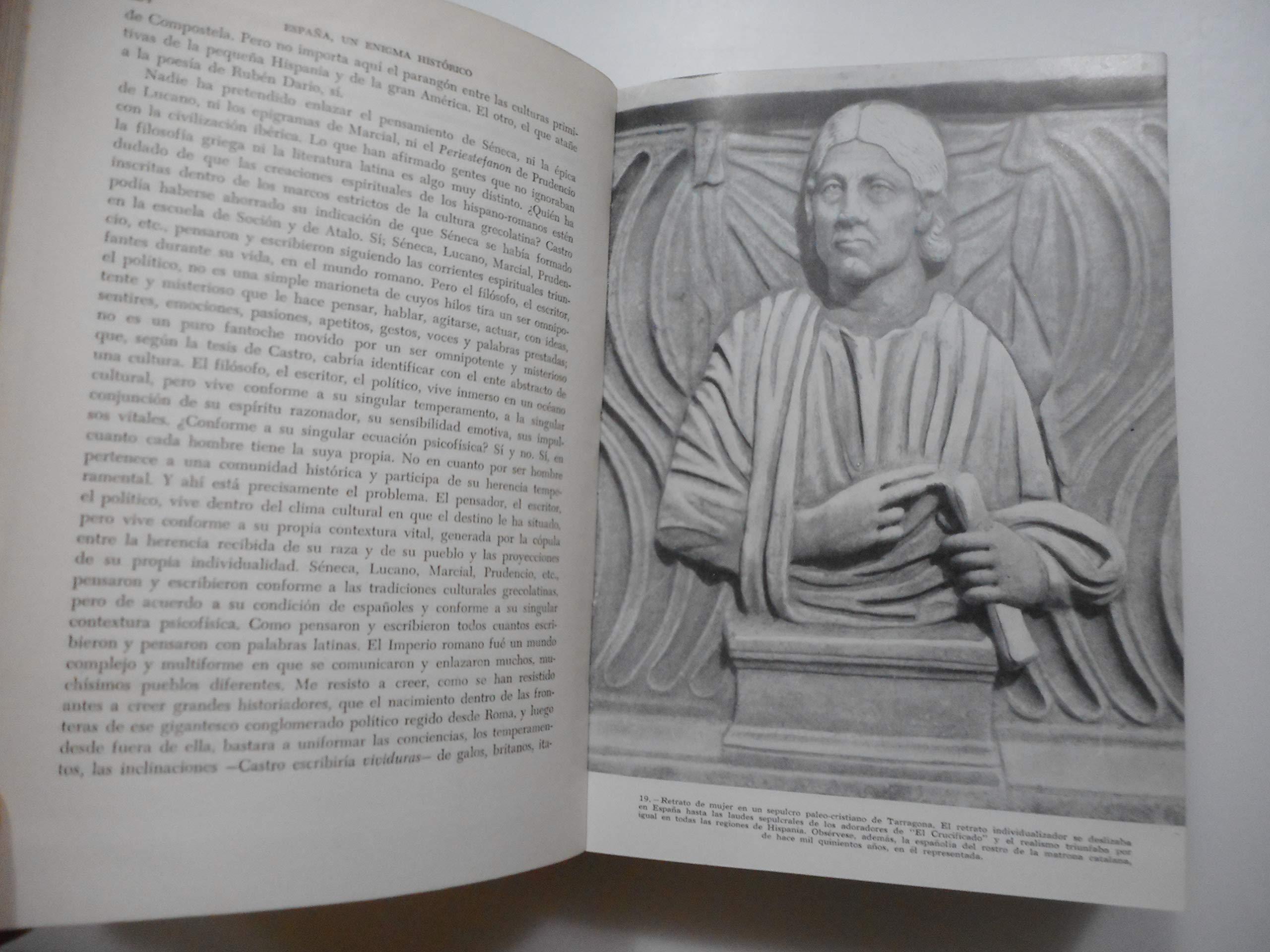 España, un enigma histórico. 2 tomos. Tapa blanda by SÁNCHEZ-ALBORNOZ, Clau...: Amazon.es: SÁNCHEZ-ALBORNOZ, Claudio.-: Libros