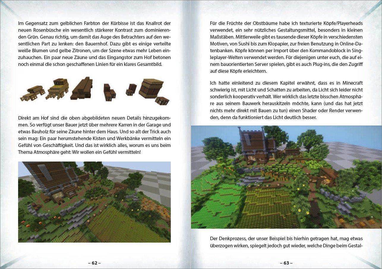 BIOMIA Weltenlabor Werde Minecraft Architekt Amazonde Kai - Minecraft haus bauen fur profis