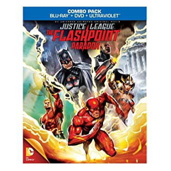 justice league the flashpoint paradox full movie free