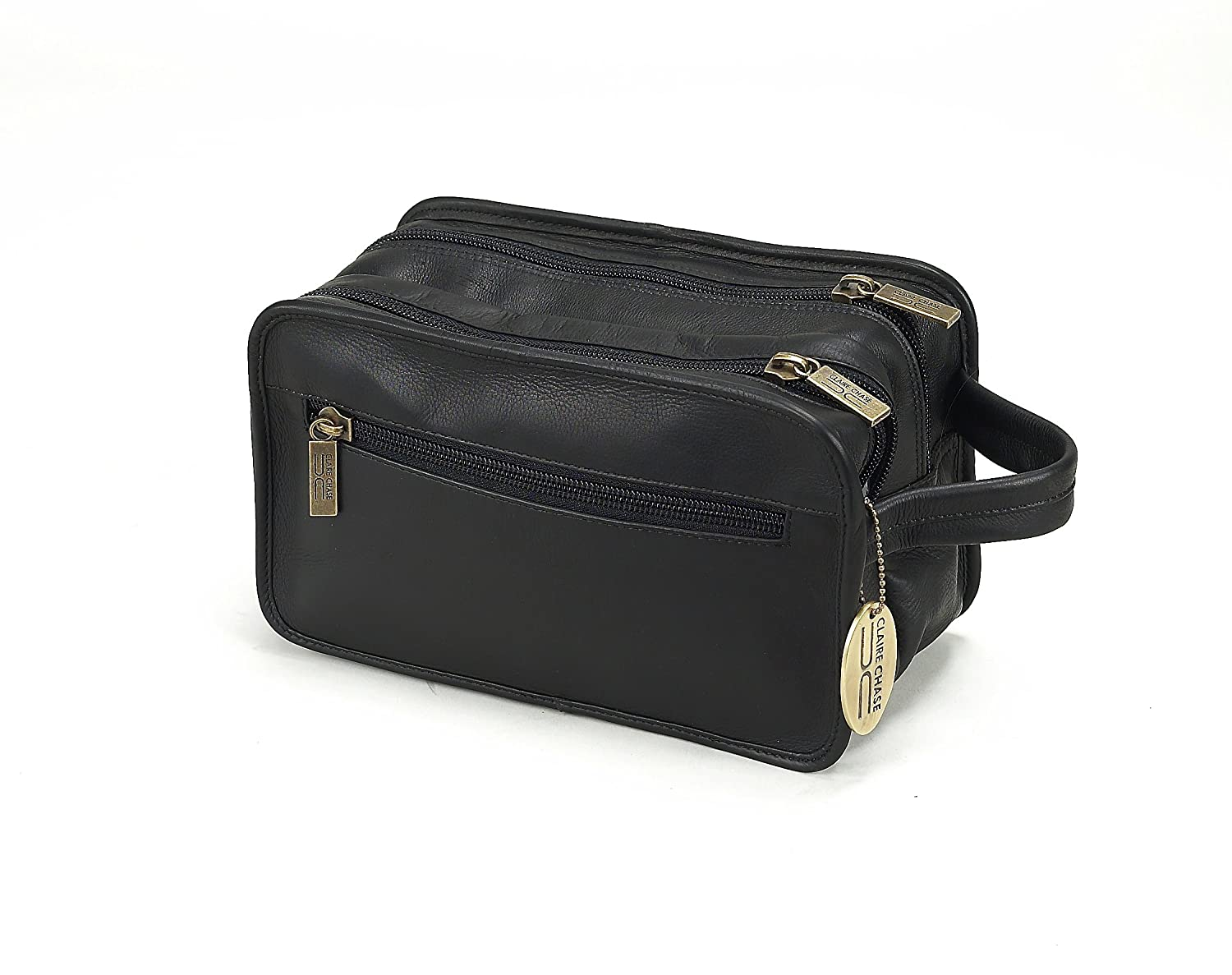 Claire Chase Luxury Travel Kit, Black, One Size
