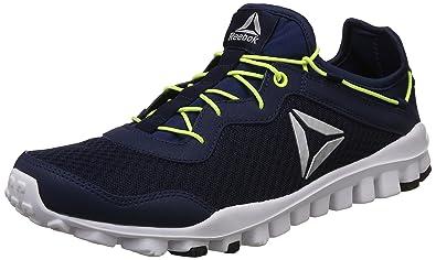 Reebok Men s One Rush Flex Multicolor Running Shoes-10 UK India (44.5 EU 5746c31288