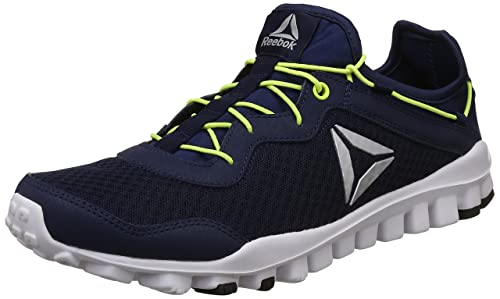 d6b9657a3ae9 Reebok Men s One Rush Flex Multicolor Running Shoes-10 UK India (44.5 EU