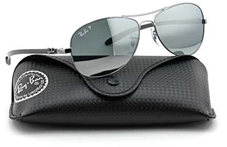 Amazon.com: Ray-Ban RB8301 Aviator anteojos de sol ...