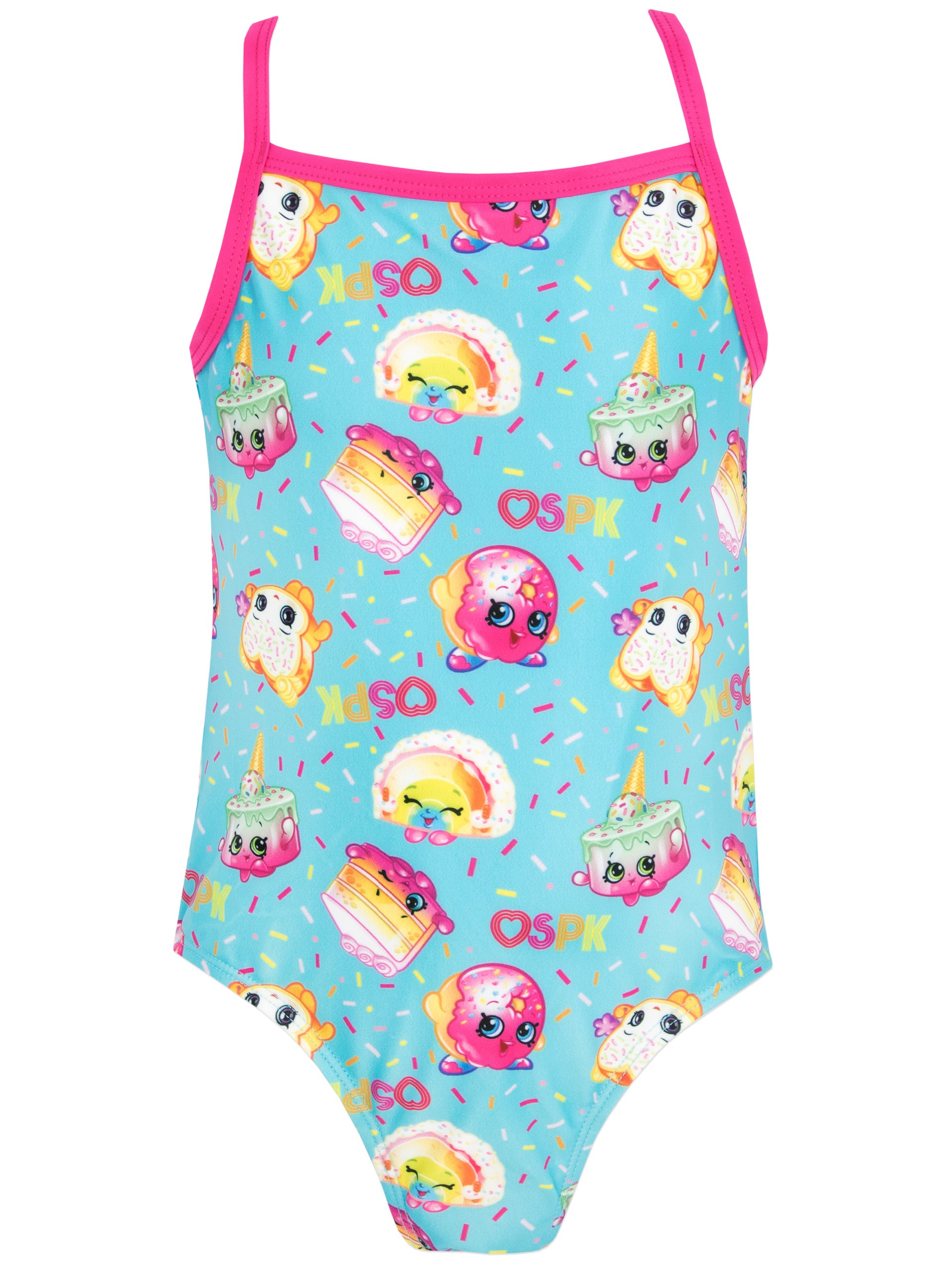 Shopkins Girls' Shopkins Swimsuit 8 by Shopkins (Image #1)