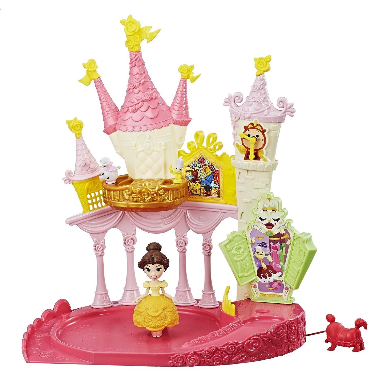 Disney Princess Dance N Twirl Ballroom Dolls and Accessories Hasbro E1362