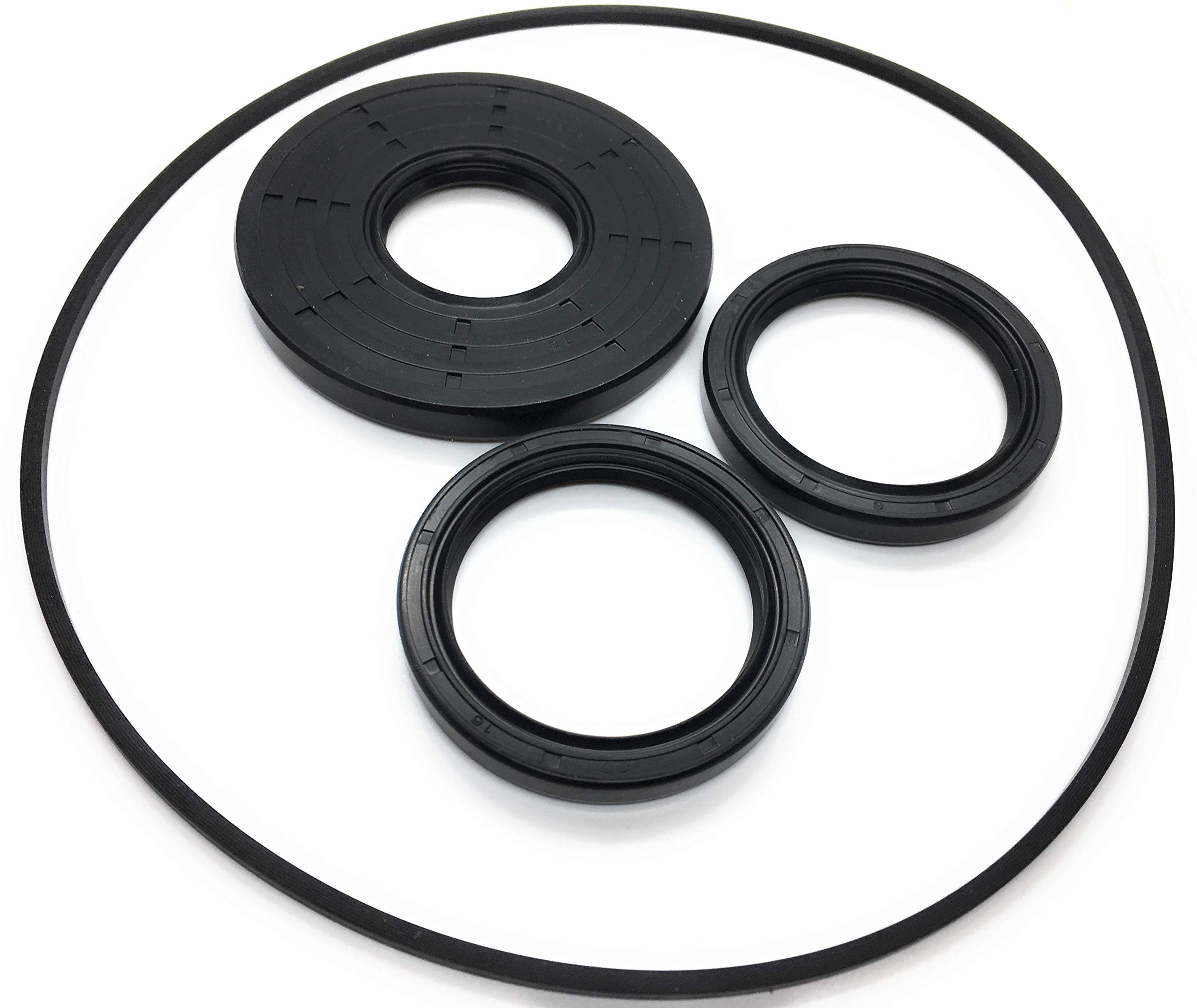 REPLACEMENTKITS.COM Brand Front Differential Seal Kit Fits 2017-2019 Polaris 900 1000 RZR RANGER GENERAL Replaces 3236047 by REPLACEMENTKITS.COM