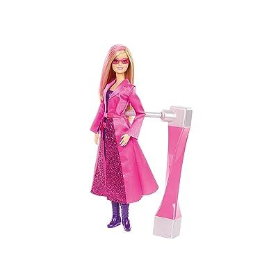 Barbie - Muñeca superespía (Mattel DHF17): Juguetes y juegos