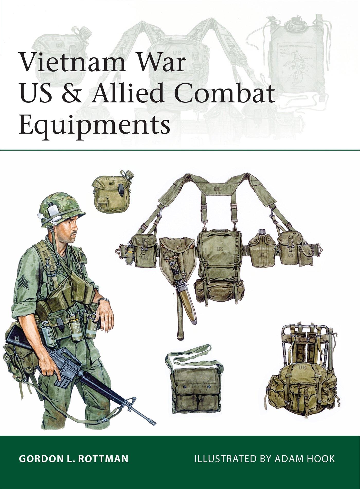 Vietnam War US & Allied Combat Equipments (Elite): Amazon.es ...