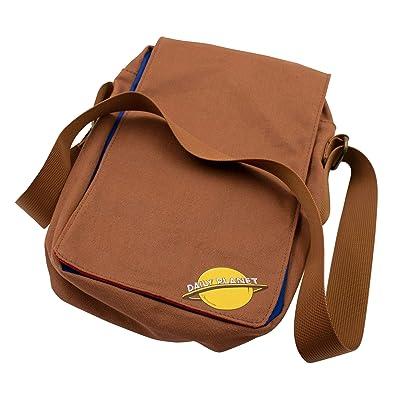Amazon.com: Superman Daily Planet Reporter Bag - Bolso de ...