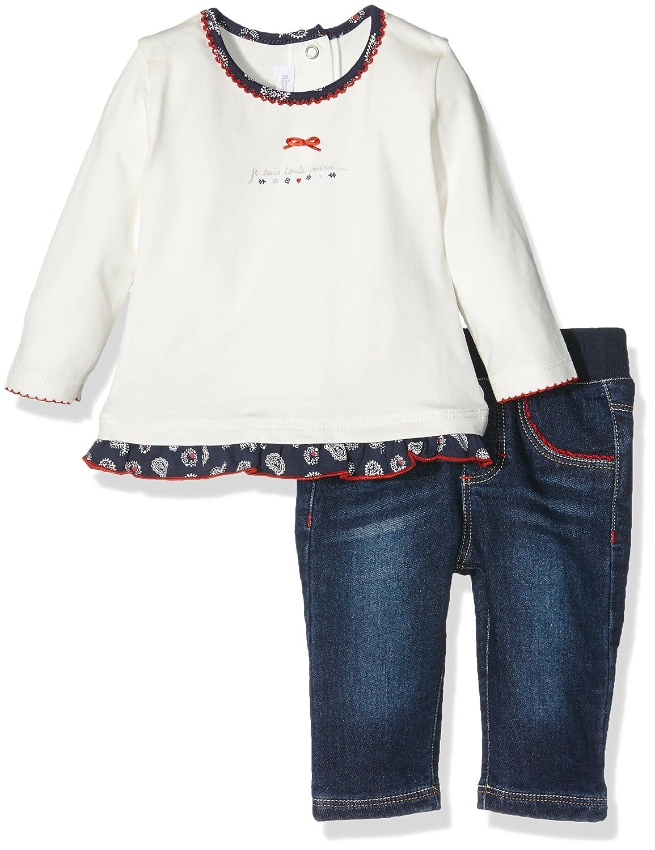 Absorba Boutique Baby-Mädchen Bekleidungsset 9i36022