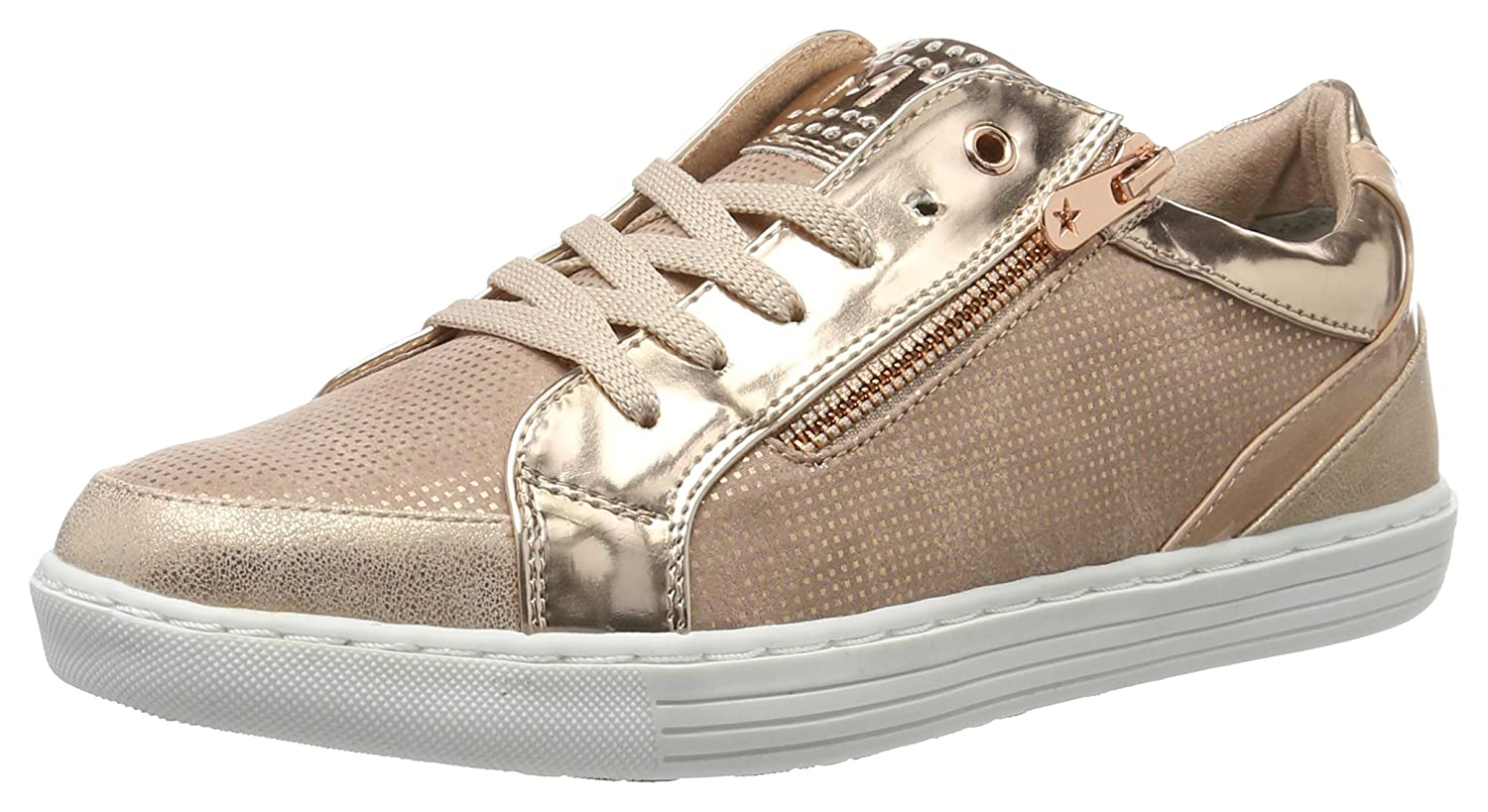 Femme Project Tsf 23600Sneakers jp Basses Tozzi Marco On or Sale E9HID2