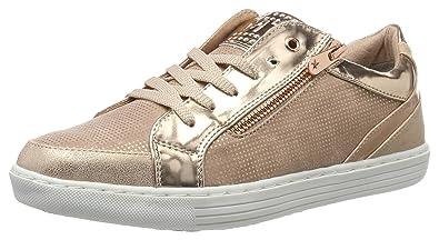 23736, Sneakers Basses Femme, Rose (Rose Comb), 38 EUMarco Tozzi