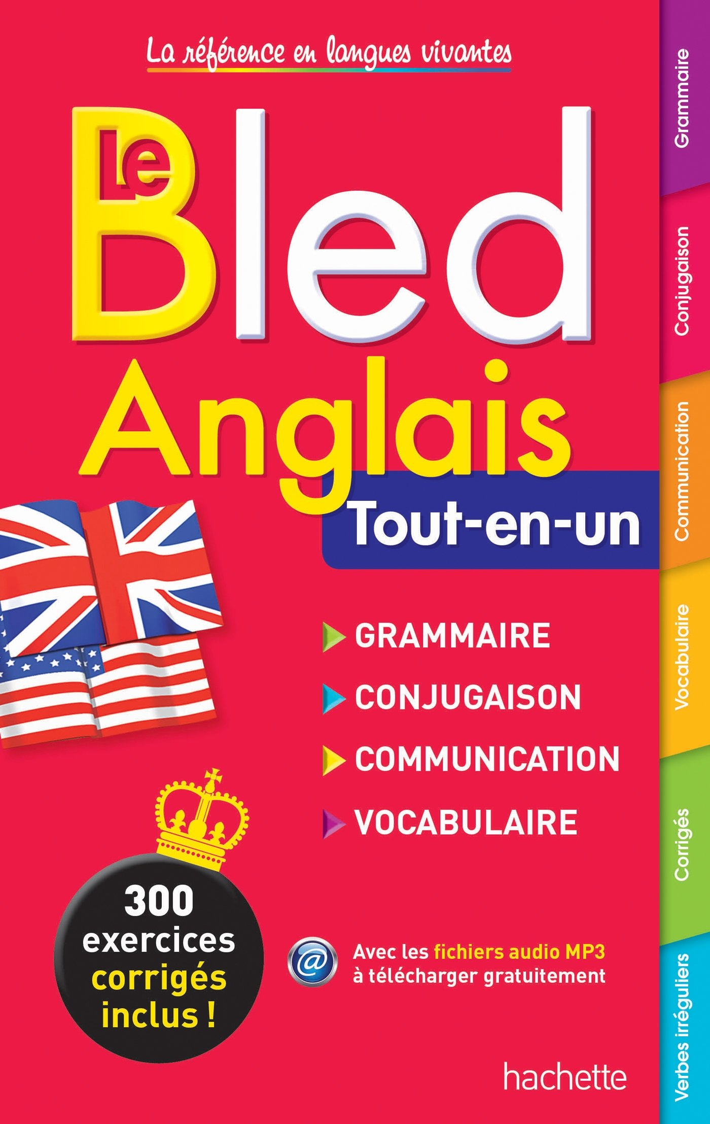 Bled Anglais Amazon Fr Brigitte Lallement Nathalie Hattoy