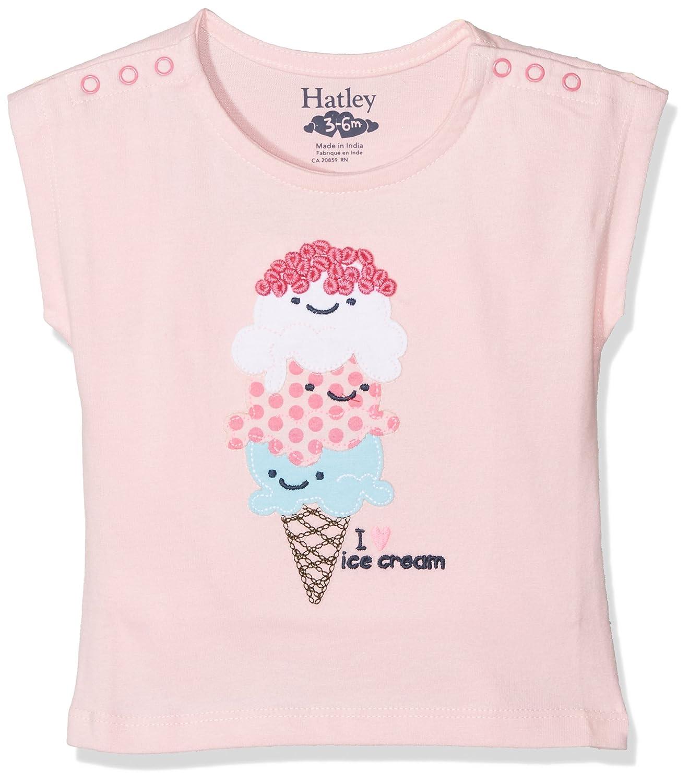 Hatley Baby Girls' Mini Snap Graphic Tees Tank Top