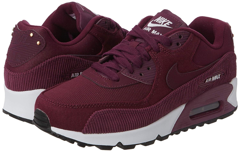 wholesale dealer 59f07 17b75 Nike WMNS Air Max 90 Lea  Amazon.fr  Chaussures et Sacs