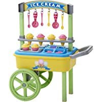 American Plastic Toys My Very Own Kids Ice Cream Cart