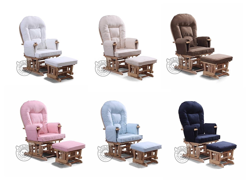 Sedia a dondolo reclinabile per gravidanza/allattamento con ...