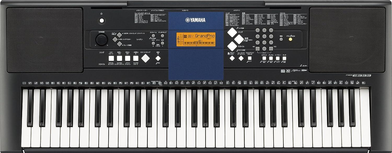 YAMAHA 電子キーボード PORTATONE(ポータトーン) PSR-E333B005116ZOS