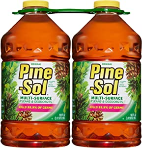Pine Sol All Purpose Cleaner Jugs 2 Pack, 100 Oz