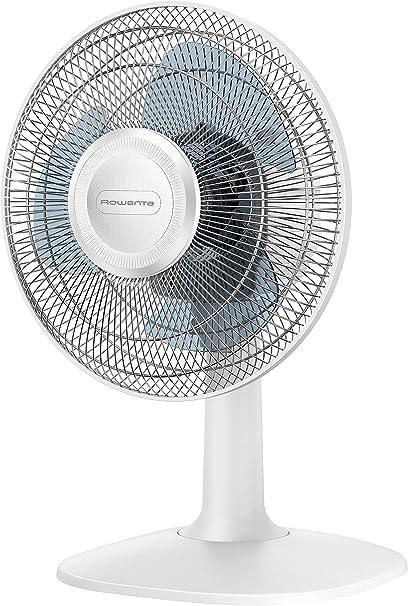 Rowenta VU2310 Essential ventilador de mesa, alto rendimiento, con ...