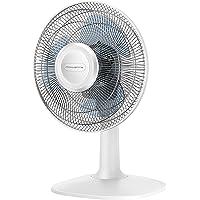 Rowenta VU2310 Essential ventilador de mesa, alto rendimiento, con modo silencioso, 2…