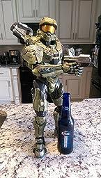 "Amazon.com: NECA Halo - Master Chief - 18"" Scale Action"