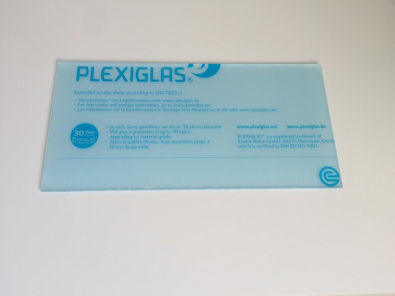 8,0 mm Plexiglas acrílico pizarra tablero de cristal Formato de ...