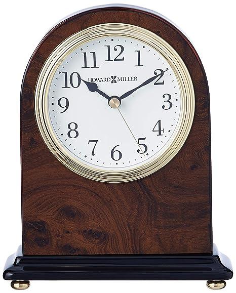 Amazon.com: Howard Miller 645 – 576 Bedford Reloj de mesa ...