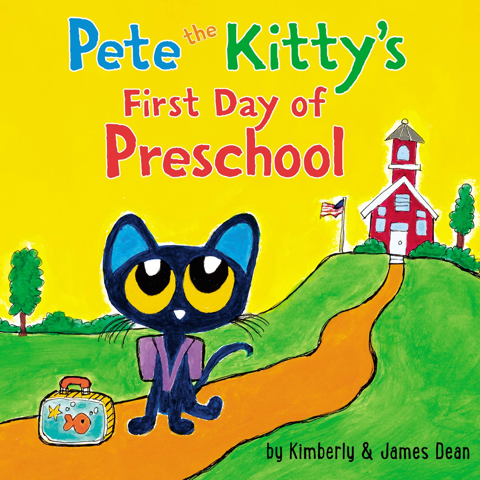 Pete Kittys First Day Preschool